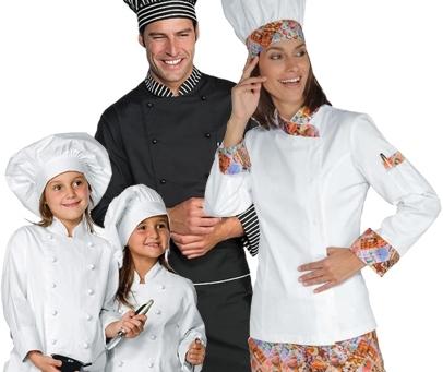 Abbigliamento per la cucina cappelli joejob - Normativa abbigliamento cucina ...