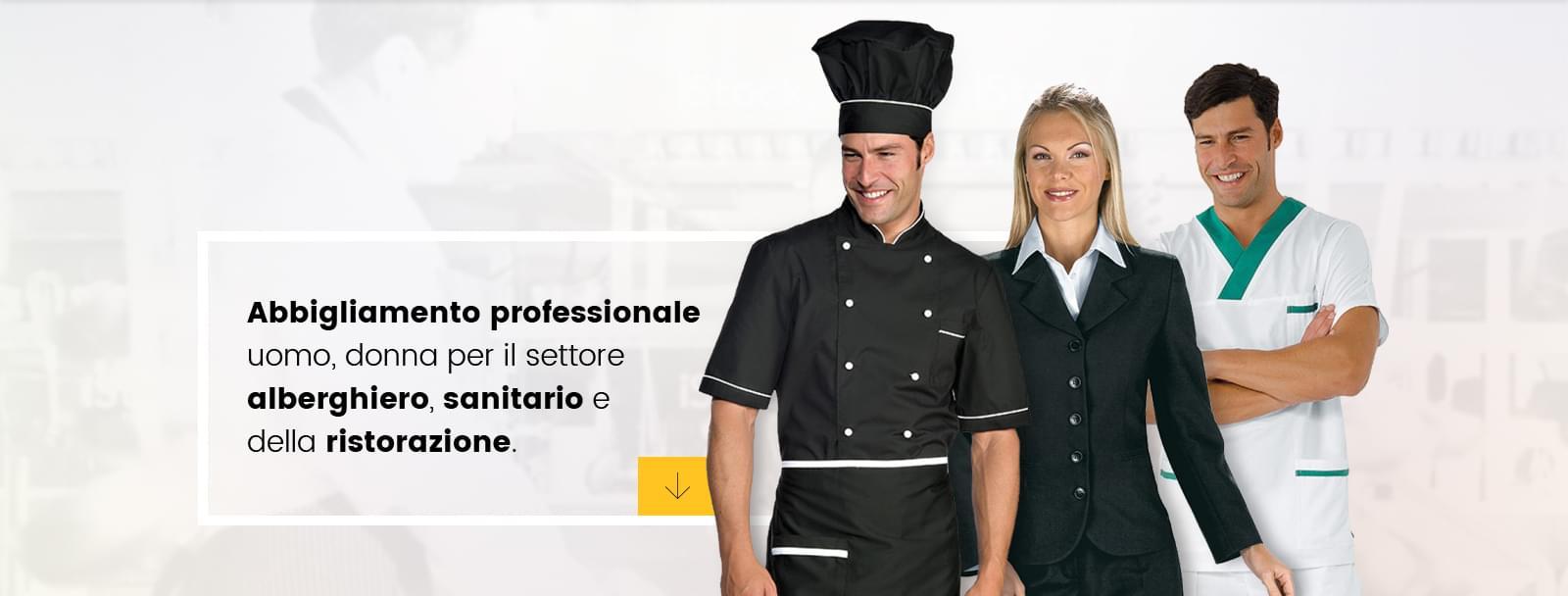 Abbigliamento Professionale Bergamo La Giacca
