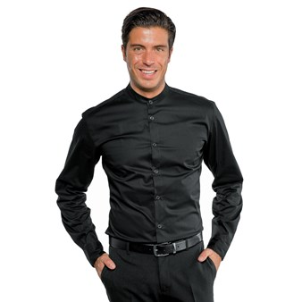 Camicia Unisex Detroit Stretch