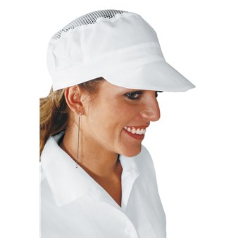 Cappello Charly - Isacco Bianco