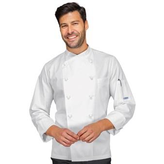 Abbigliamento per la cucina giacche - Normativa abbigliamento cucina ...